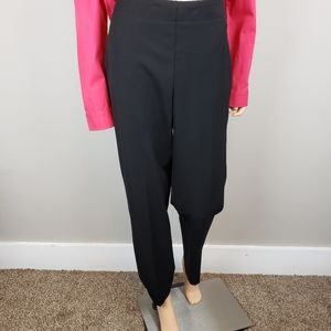 ✿❀ Talbots Heritage Black Dress Pants Straight ❀✿